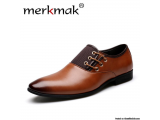 Mens Brown Dress Shoes By Different By Design BDA