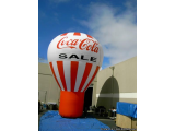 Outdoor Advertising Balloons and Helium Balloons for Special Events
